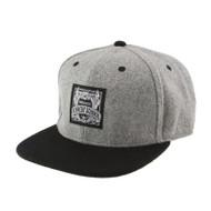 Kennedy School Wool Flat Bill Hat