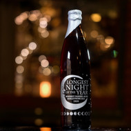Longest Night Whiskey Barrel Aged Barleywine Ale