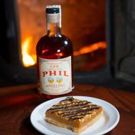 Phil's Hazelnut Salted Caramel Bar