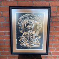 McMenamins Framed Poster - Crystal Ballroom Dead Moon