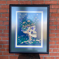 McMenamins Framed Poster - Crystal Ballroom Phil Lesh & The Terrapin Family Band