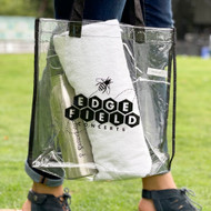 Edgefield Concert On the Lawn Clear Tote