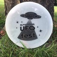 UFO Fest Flying Disk