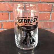 UFO Fest 2021 Can Glass