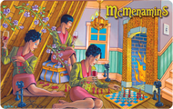 Gift Card - Ladies Playing Chess