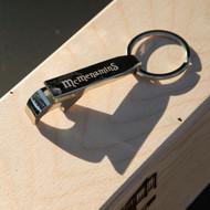 McMenamins Silver Keychain Bottle Opener
