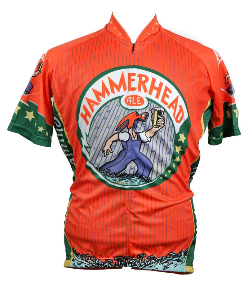 Hammerhead Bike Jersey - McMenamins Online Shop 07360d7e5