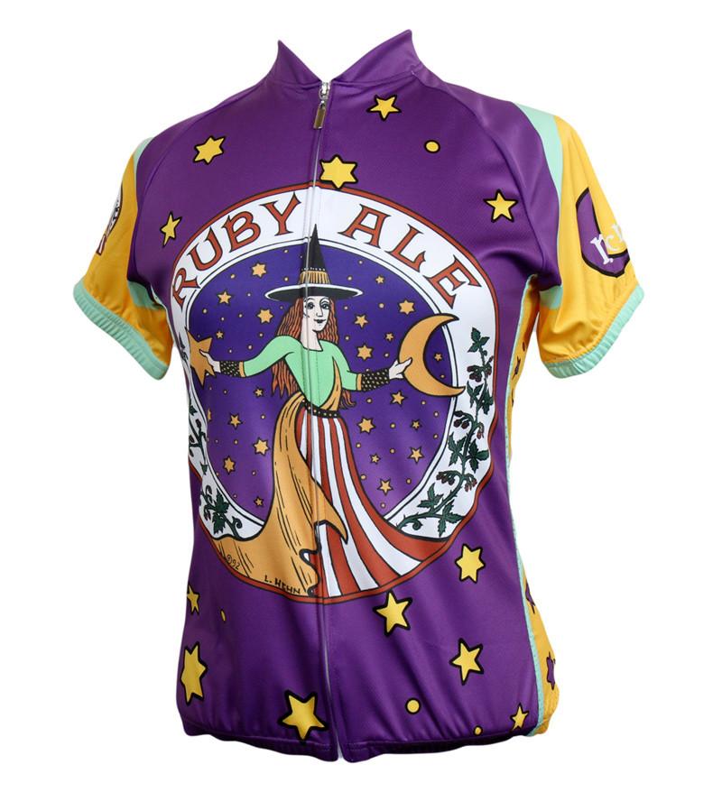 Ruby Ale Womens Bike Jersey - McMenamins Online Shop 5f9ad560a
