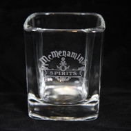 McMenamins Spirits Rocks Glass