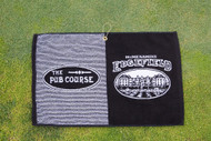 Edgefield Pub Course Golf Towel