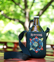 Beer Atom Growler Insulator