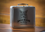 Anderson School Bobcat Lunchbox