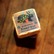 Edgefield Black Rabbit Magnet