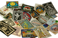 McMenamins Brewery Labels Sticker Pack