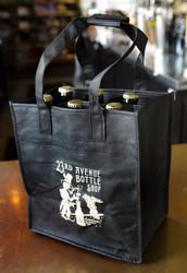 23rd Avenue Bottle Shop 6 Bottle Tote