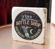 23rd Ave Bottle Shop Coaster