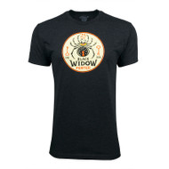 Black Widow 25 Year T-Shirt