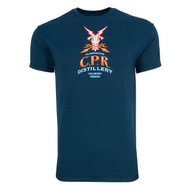 CPR Distillery T-Shirt - New!