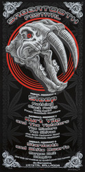 Sabertooth 2015 Poster