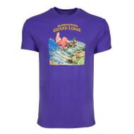 Grand Lodge Goat Lady T-Shirt - New