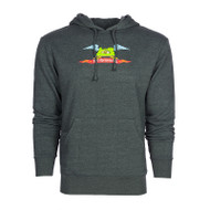 Flying Oregon Men's Hoodie