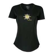 Flame Sun Ladies T-Shirt