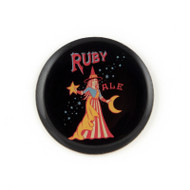 Ruby Can Lapel Pin
