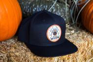 Black Widow Wool Patch Hat