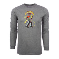 Hammerhead Can Long Sleeve Shirt
