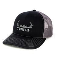 Elks Temple Antlers Hat