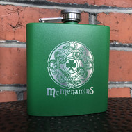 Devils Bit Powdercoat Flask