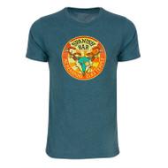 Elks Temple Spanish Bar T-Shirt