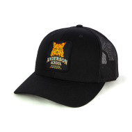 Anderson Bobcat Patch Hat