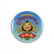 Sunflower IPA Pin