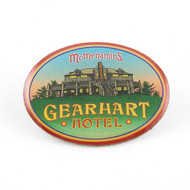 Gearhart Pin