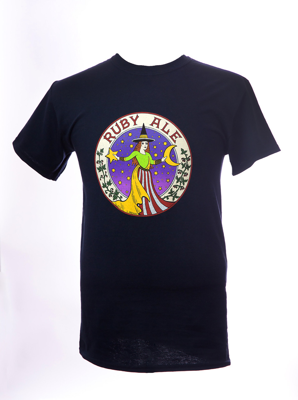 Ruby Ale T-Shirt - McMenamins Online Shop 2905f6144
