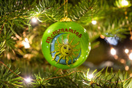 McMenamins Hand Painted Ornament