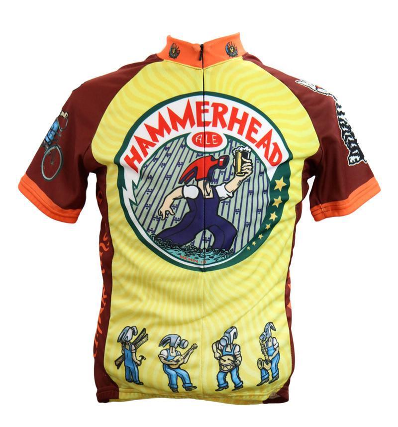 Hammerhead Ale Bike Jersey - McMenamins Online Shop 7619a4b06