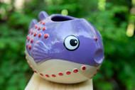 MunkTiki Fugu Purple Mug