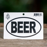Beer Euro Sticker
