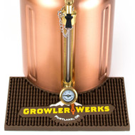 Growler Werks uKeg Bar Mat 128oz