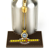 Growler Werks uKeg Bar Mat 64oz