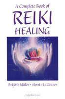 Complete Book of Reiki healing (5664)