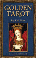 Golden Tarot Deck (6688)