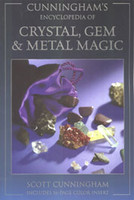 Cunninghams Encyclopedia of Crystal, Gem & Metal Magic (6913)