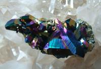 Cobalt Aura Quartz (7819)