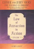 The Law of Attraction in Action 2DVD set (8271)
