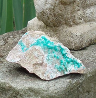 Dioptase cluster (1312965197)
