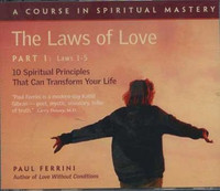 The Laws of Love Part1: Laws 1 - 5 5CD (1260894030)