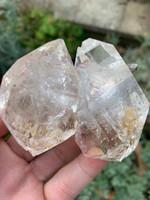 Herkimer Diamond Twin Record Keeper (1238754596)